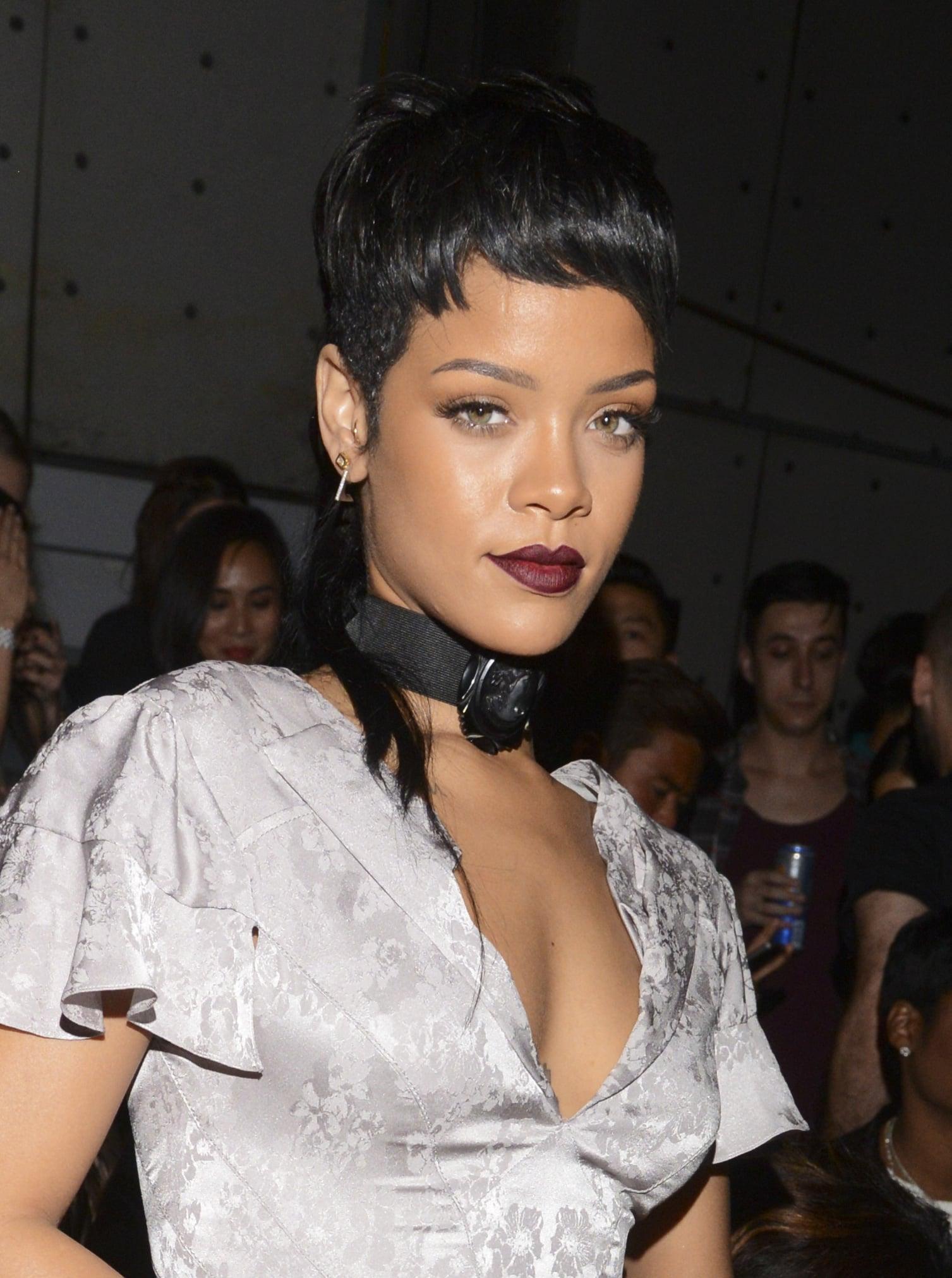 Rihanna at Opening Ceremony Spring 2014.