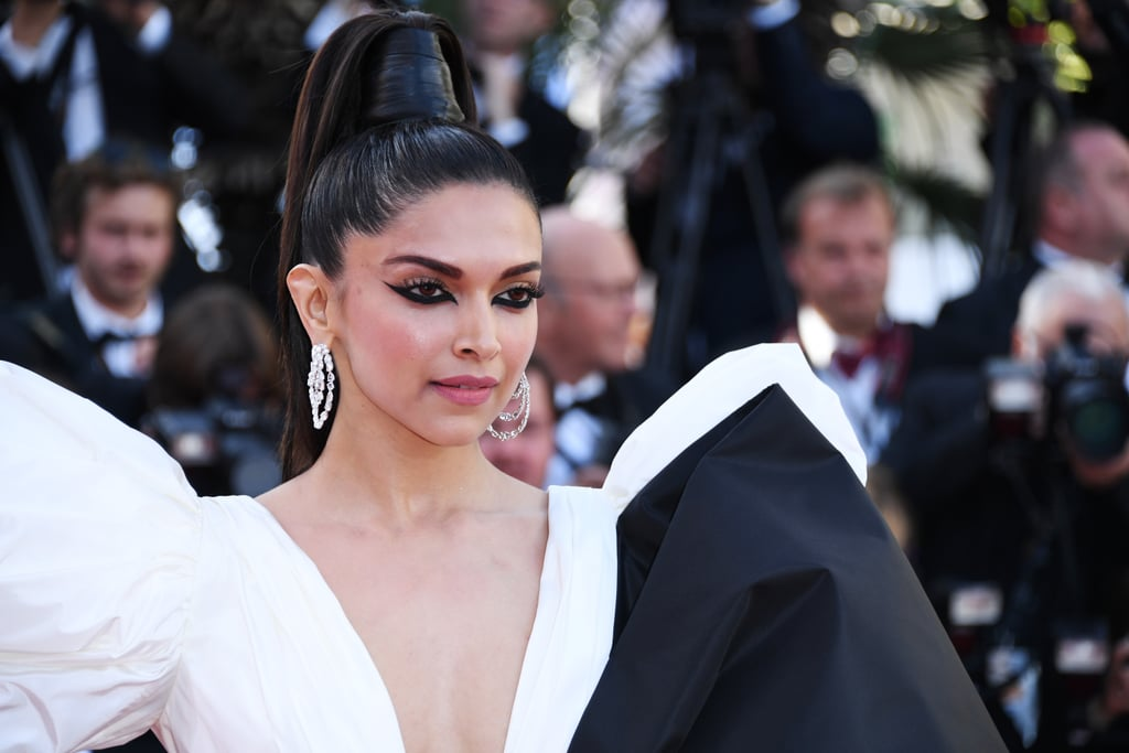 Deepika Padukone White Dress at Cannes 2019 | POPSUGAR ...