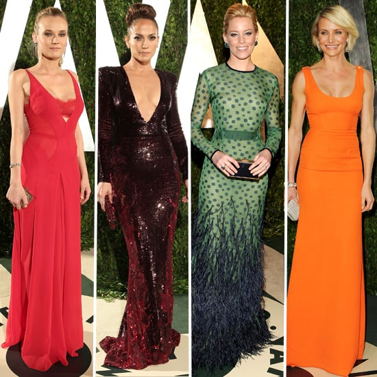 Celebrities at the Vanity Fair Oscars Party: See the After Party Style from Diane Kruger, Kate Bosworth, Claire Danes and more!