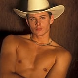 Jensen Ackles Shirtless Cowboy Photo Shoot | Pictures