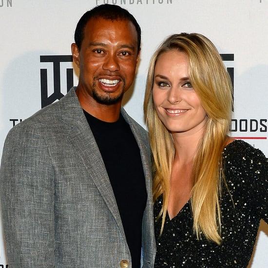 Tiger Woods and Lindsey Vonn Split