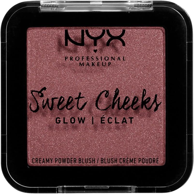 NYX Professional Makeup Sweet Cheeks Creamy Powder Blush Glow