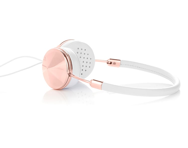 The rose gold and white Layla headphones ($150) from Frends will allow your mom to comfortably wear earrings and listen to music. You can also buy additional caps ($40-$65) for the headphones so that she never tires of the style!