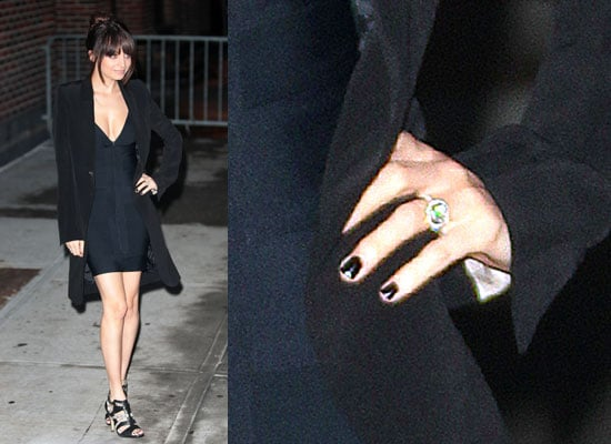 Photos of Nicole Richie's Engagement Ring