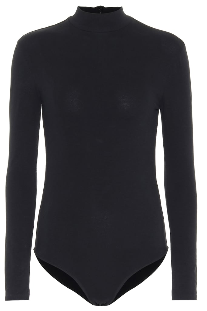 Acne Studios Stretch-Cotton Jersey Bodysuit