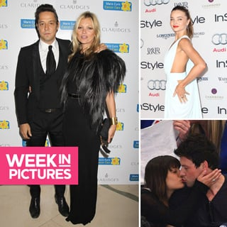 Best Celebrity Pictures Of The Week Including Kate Moss, Lara Bingle, Joel Madden and Nicole Richie