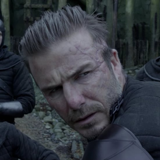 David Beckham in King Arthur: Legend of the Sword Video