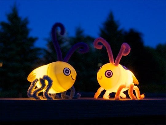 Light Up Fireflies