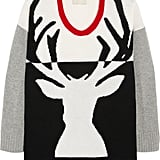 Mason by Michelle Mason Reindeer Sweater