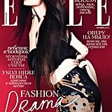 Elle Russia September 2012