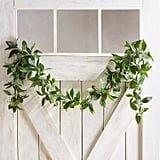 Outdoor Faux Bay Leaves Garland