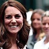 Kate Middleton at Wimbledon July 2017