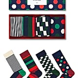 Happy Socks Big Dot Holiday Gift Box