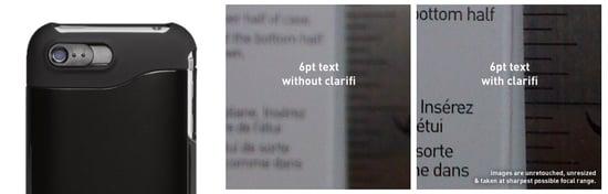 Griffin's Clarifi Case Improves the iPhone's Camera