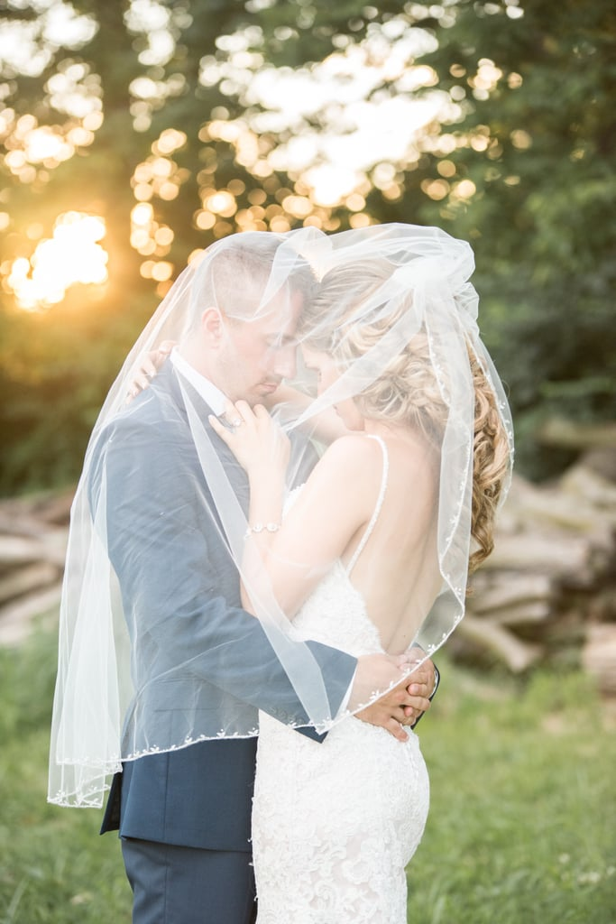 Elana and Zach's love story dates all the way back to kindergarten, when she first truly noticed the boy who would end up being her husband one day. See the wedding here!