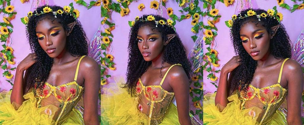 Fairy Costume Makeup Ideas