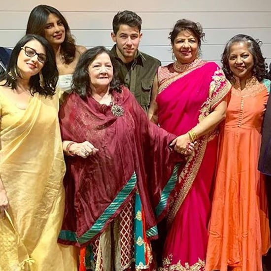Nick Jonas and Priyanka Chopra Fourth Wedding Reception 2019