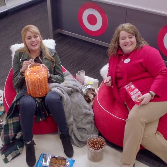 Target Thanksgiving Commercial on Saturday Night Live