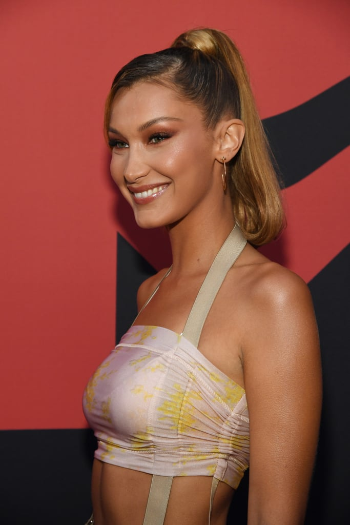 Kylie Jenner Re-Created Bella Hadid's VMAs Ponytail, and Now We Want It, Too