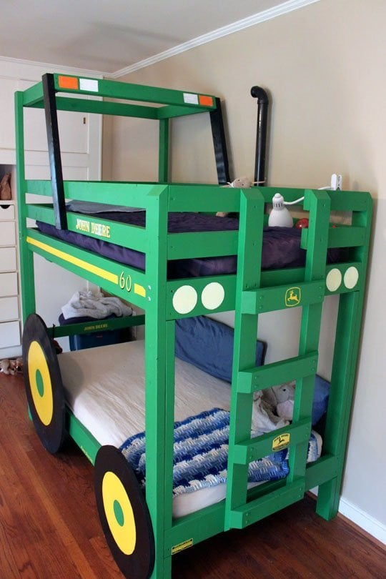 Tractor Bunks