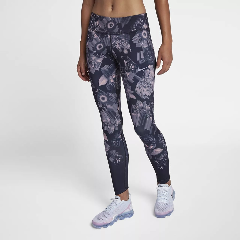 newest 345f2 6ee61 Nike Epic Lux Women s Mid-Rise Printed Running Tights