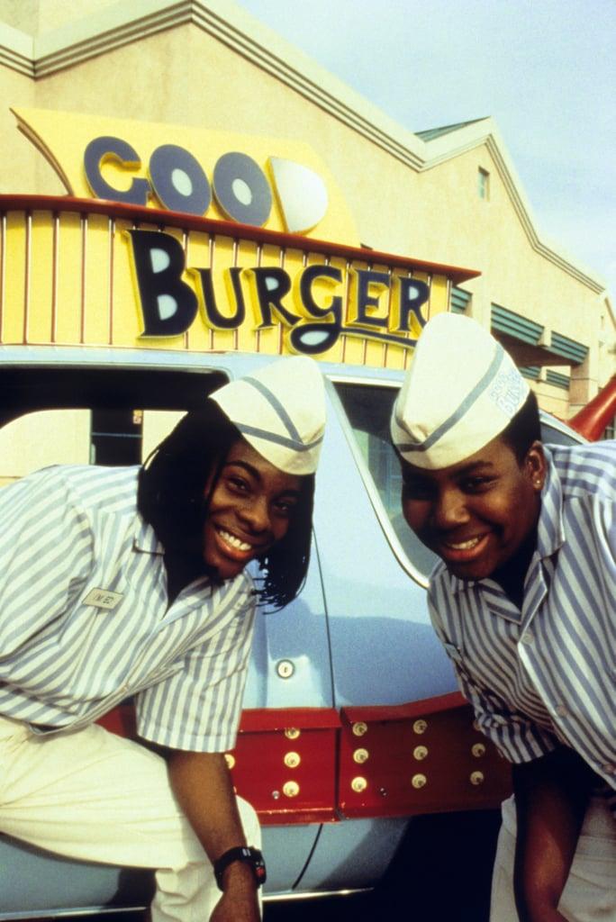 Nickelodeon Good Burger Pop-Up Restaurant