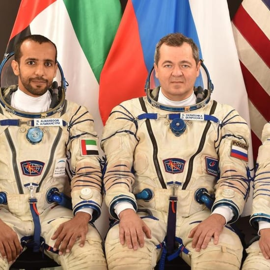 UAE Astronaut Hazza Al Mansouri Space Mission