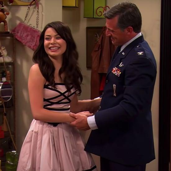 Miranda Cosgrove Wears iCarly Finale Dress in Reboot | Video