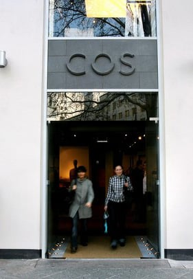 New Cos Store to Open in Covent Garden