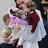 Getting Personal: Kate and Charlotte
