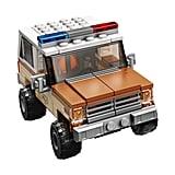 Hopper's Police Truck
