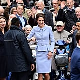 Kate Middleton in the Netherlands October 2016