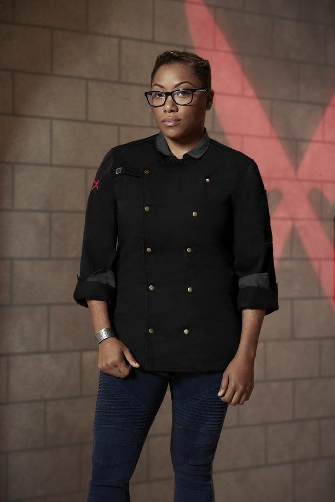 Nyesha Arrington (Los Angeles)