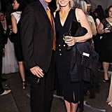 Will Ferrell and Viveca Paulin partied at LA's MOCA.