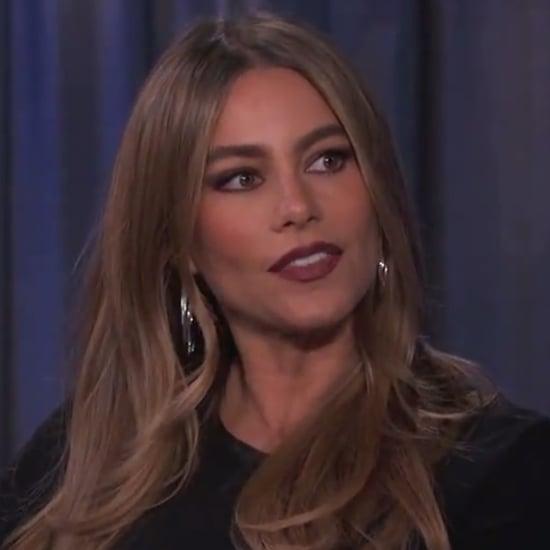 Sofia Vergara Interview on Jimmy Kimmel Live! Video