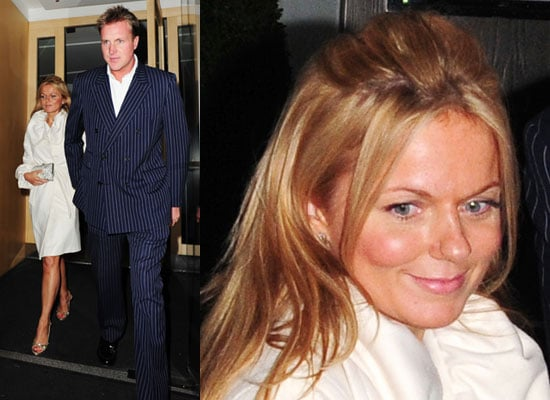 Photos of Geri Halliwell and Henry Beckwith at Nobu, Gossip Mel B Confirms Spice Girls Reunion