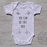 Instructions For Dad Onesie