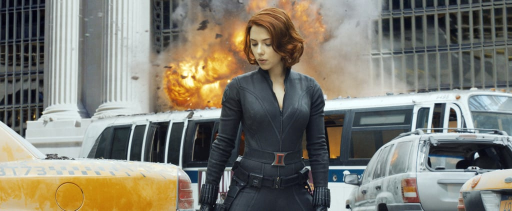 Scarlett Johansson's Stuntwoman's Ab Exercises