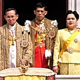 Thailand Royal Family