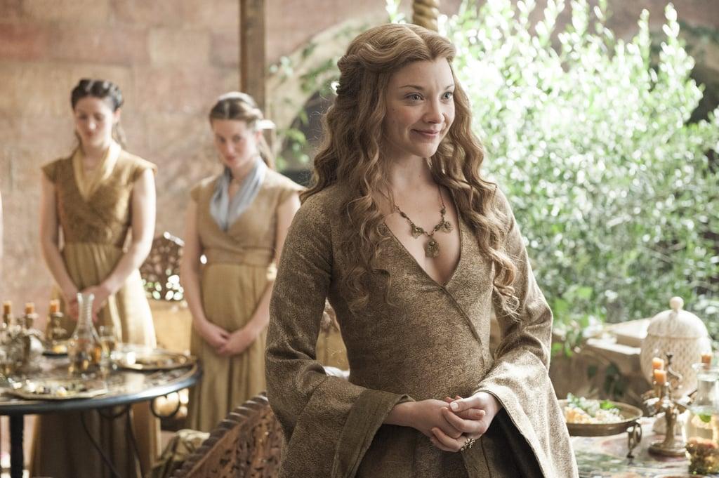 Natalie Dormer Plays Margaery Tyrell on Game of Thrones . . .