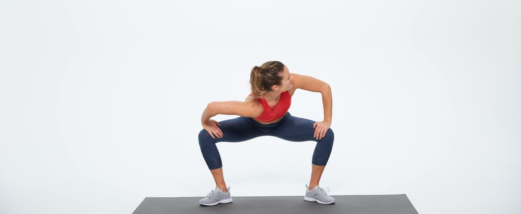 Work Your Obliques, Booty, and Legs — All in 1 Move