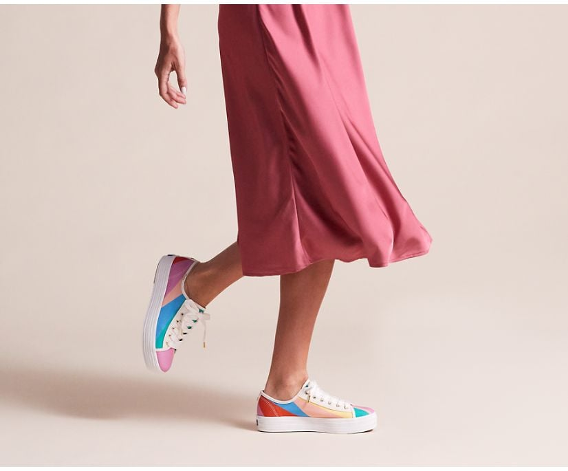 Keds x Kate Spade Spring Sneaker Collection 2021
