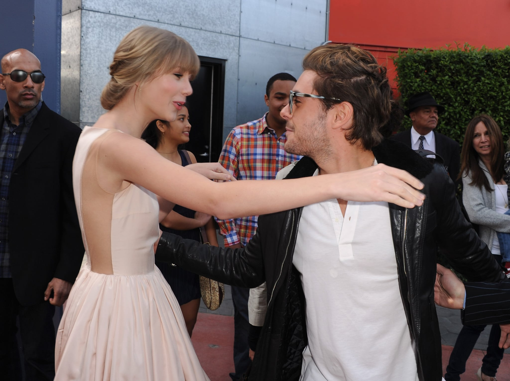 Taylor Swift et Zac Efron Dating 2012