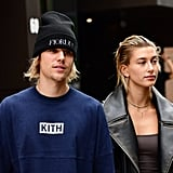 Hailey Bieber Out With Justin Bieber in September 2018