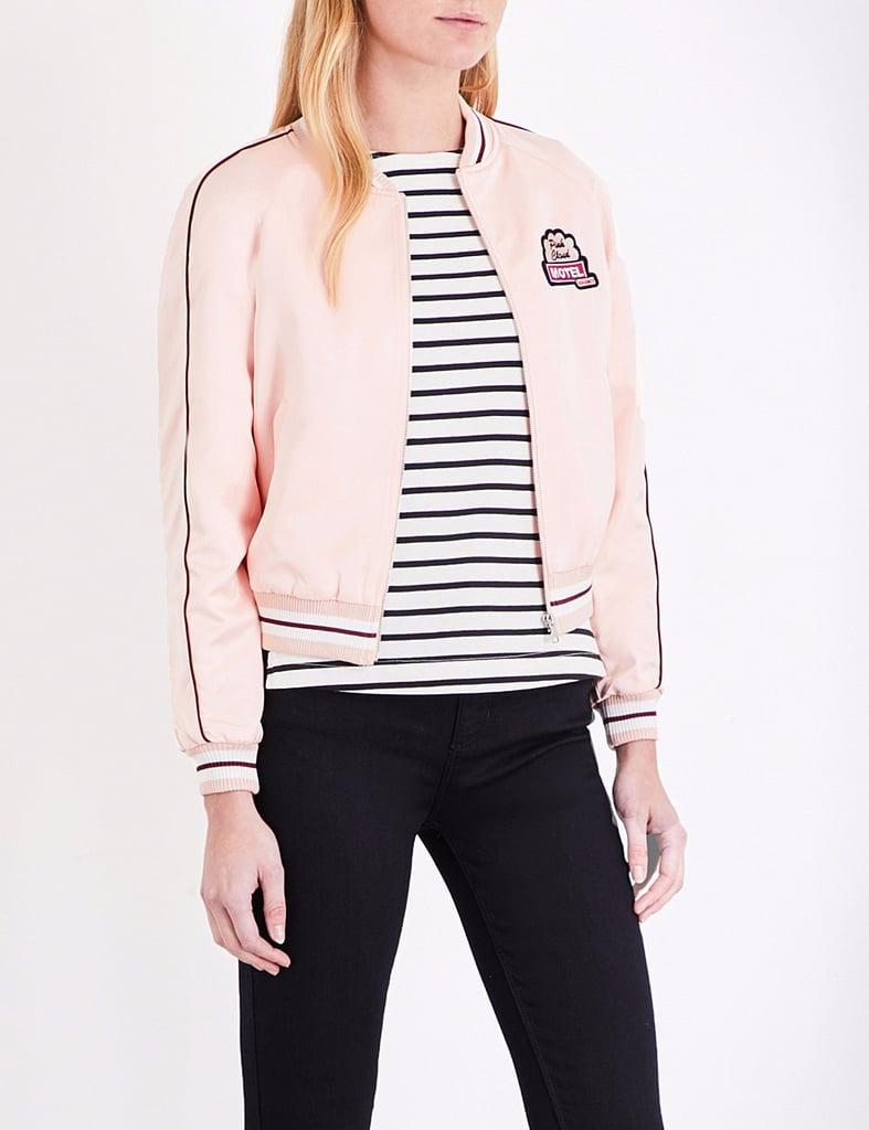 The Best Millennial Pink Jackets