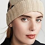 Eugenia Kim Cashmere Leopard Hat
