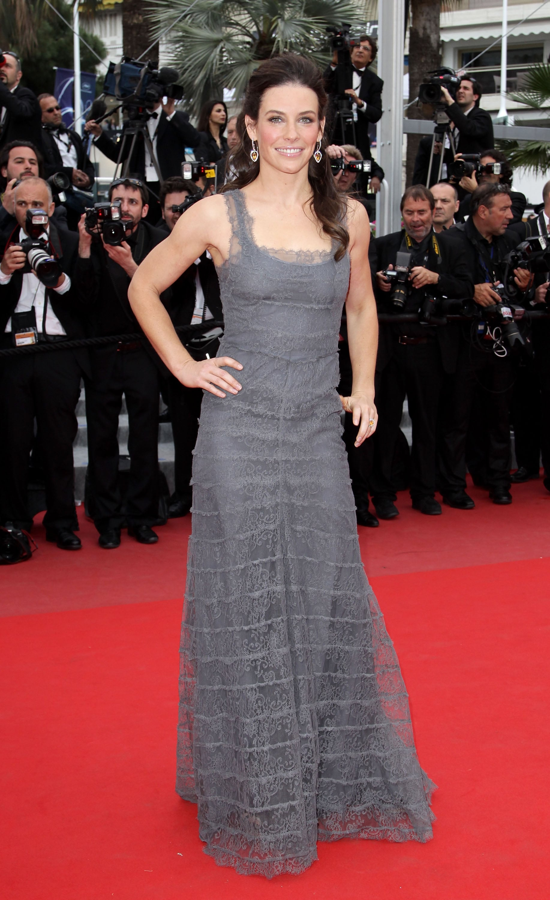 Pictures From The Red Carpet At The Cannes Film Festival