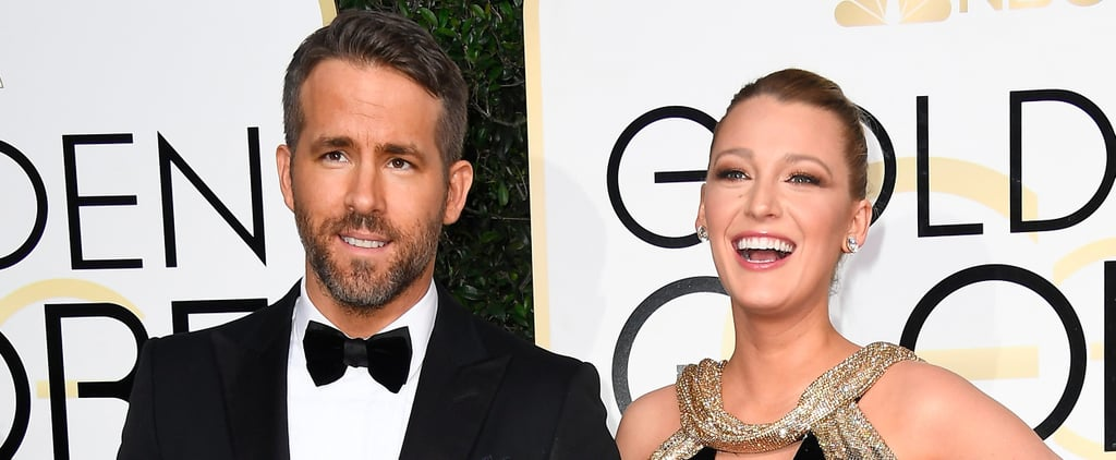 Blake Lively Returns to the Golden Globes For the First Time Since 2009 (With Ryan Reynolds!)