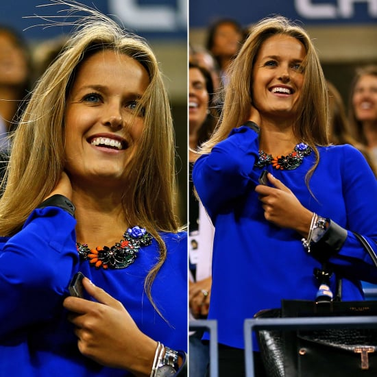 Kim Sears US Open Outfit