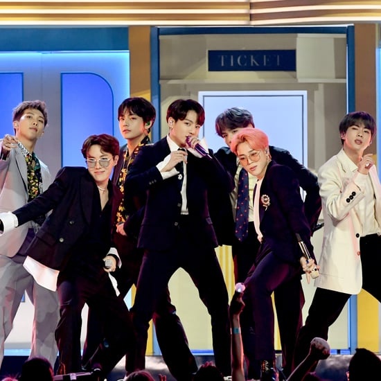 Listen to BTS's Permission to Dance On Stage Concert Setlist
